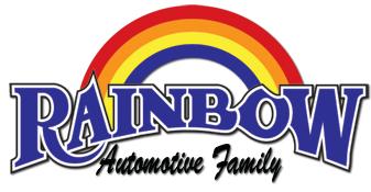 Rainbow Automotive Family Logo